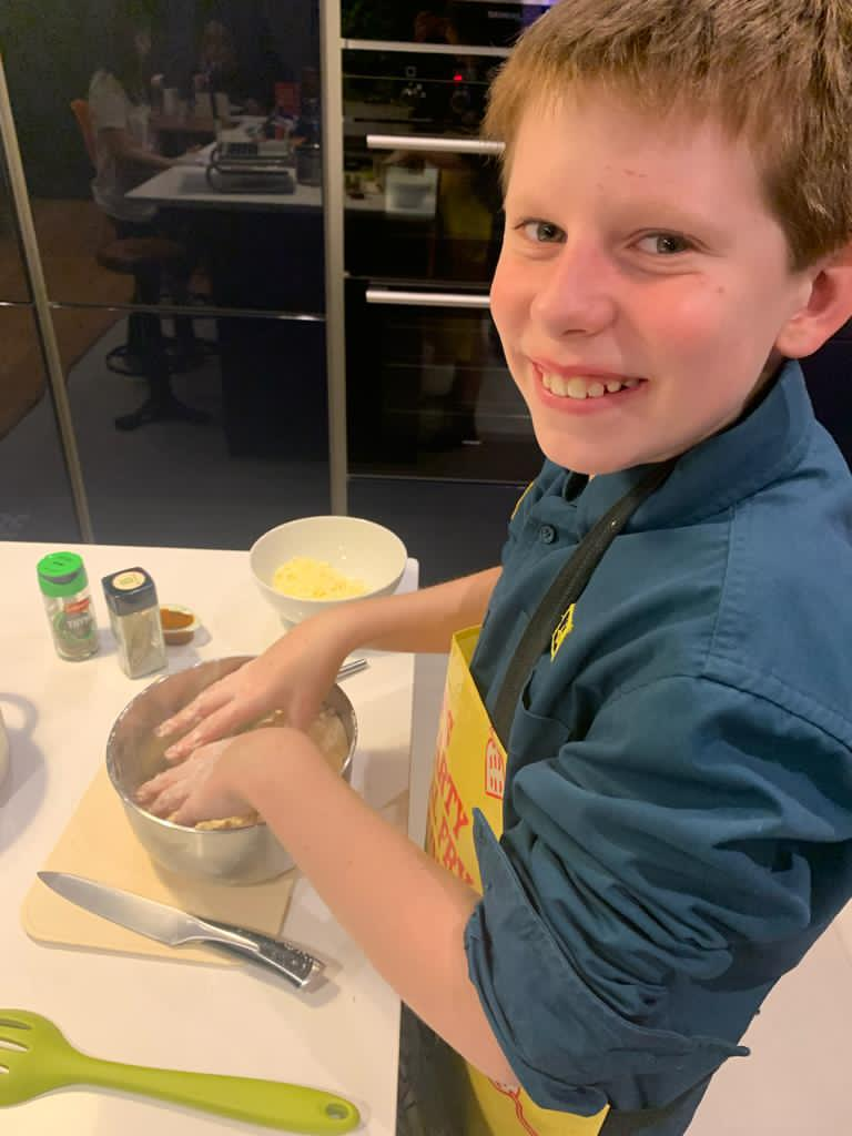 Scouts Christmas Cook Off